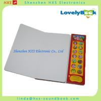 Shenzhen Professional Kids Children Talking Book Exporter Manufactures