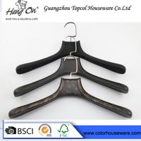 ABS fashion plastic hanger coat hanger man's clothes hanger Manufactures