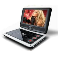 RMVB portable dvd player with TV USB SD card reader 9inch Manufactures