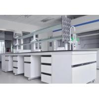 Stainless Steel Medical Lab Table All Style High Density Fireproof Material With Wheels Manufactures