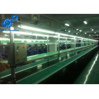 Two Side Electronics Assembly Line , MP3 Manual Assembly Line PVC Belt Manufactures