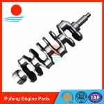 forged steel Hino crankshaft N04C 13400-1690 13411-E0071 13411-1592 Manufactures