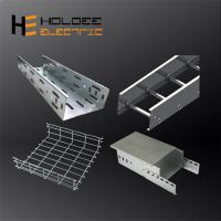 China High quality electrical wire duct network trough cable tray and trunking price for cable support system on sale
