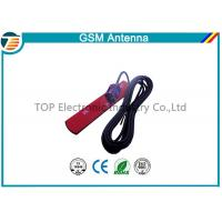 Internal 3 dBi Quad Band GSM GPRS Antenna With Adhesive Mounting Manufactures