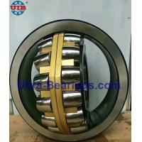 52100 Chrome Steel Spherical Roller Bearing , High Precision Elevator Bearing Manufactures