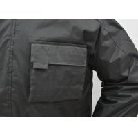 Quality 100% Polyester Outdoor Work Clothes Four Way Stretch Shell Fabric Material for sale