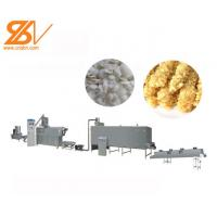 Professional Bread Crumbs Machine Round Flakes Chips Fried Food Cover Manufactures