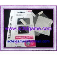 Nintendo 3DSLL screen protector Nintendo 3dsll game accessory Manufactures