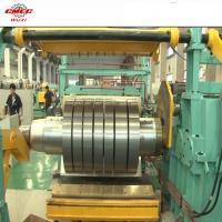 China High Speed Cut To Length Line Machine For Auto Parts / Annealing / Metal Sheet on sale