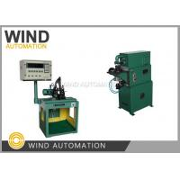 Power Tool Armature Balancing Machine With Measuring And Remove Weight Device