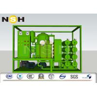 Fixing Type 40-135 Kw Transformer Oil Purifier Double Stage With CE Standard Manufactures