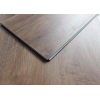 Waterproof LVT Interlocking Flooring , PVC Vinyl Tiles With 100% Virgin Material Manufactures