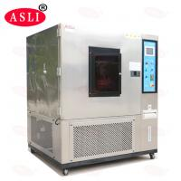 Quality Automatic Constant Temperature and Humidity Test Chamber with LCD Touch Screen for sale
