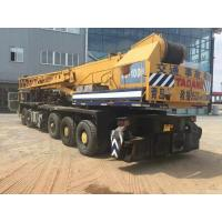 Buy cheap 100 Ton TG1000E Hydraulic System Used TADANO Crane have stock Now from wholesalers