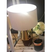 Gold Ceramic Home Table Lamp for sale