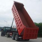 Mining / Construction Semi Trailer Tipper Truck Manufactures
