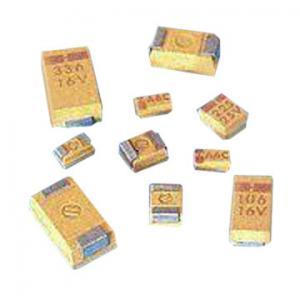 Quality Conformal Coated, Maximum CV 572D Vishay Sprague Solid Tantalum Chip Capacitors for sale