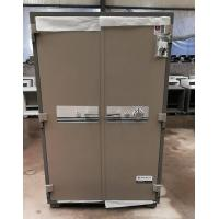 Buy cheap Security Fire Resistant Storage Cabinets , Fireproof Vertical File Cabinet For Office Data from wholesalers