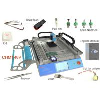 Buy cheap High Accuracy Small SMD / SMT Pick And Place Machine , SMT 48VA Chip Mounter Machine from wholesalers