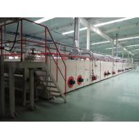 Compound Drying Carpet Backing Machine Horizontal Teflon Conveyor Belt Manufactures