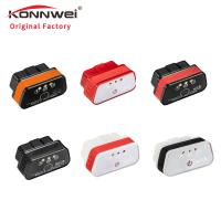 Stable Mini Obd Interface Wifi Devices Kw901 Wifi Check Vehicle Speed And Fuel Consumption Manufactures