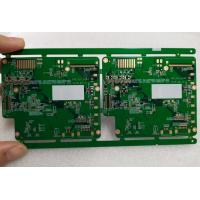 """Buy cheap IPC Class 2 Multilayer PCB Board 1.0mm Board Thickness With ENIG 1u"""" Surface from wholesalers"""