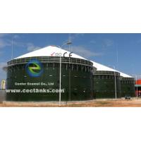 China BIOGAS STORAGE TANKS FOR FARM BIOGAS DIGESTER PROJECT on sale