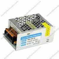 Led Lighting Ac Dc Switching Power Supply 12v Output 3a 36w , Electronic Led Driver Manufactures