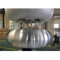 High Hardness High Voltage Aluminium Corona Ring 6061 For Power Transformers Manufactures