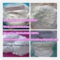 99.8% steroid raws Testosterone Decanoate Powder steroid raws  Pharmaceutical raw materials, Steroid hormone, Anabolin Manufactures