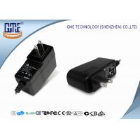 GME12C 120100 12v 1a wall mount ac power adapter for led strip light / lcd monitor Manufactures