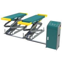 China Double Stretched Platform Car Lifting Machine Small platform scissor lift on sale