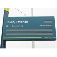 IP65 LED Traffic Dynamic Message Signs Road Direction Flashing Arrow Board Manufactures