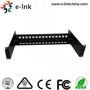 """19"""" Rack Mount DIN Rail Mount Bracket for DIN-Rail Media Converter & Ethernet PoE Switch Manufactures"""