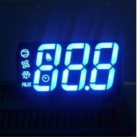 China Stable Performance 3 Digit 7 Segment Custom Led Display for Refrigerator Control Panel on sale