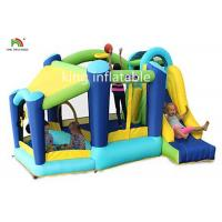 EN71 Inflatable Bouncer / Childrens Bouncy Castle With 1 Year Warranty Manufactures