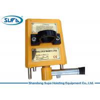 Hand Operated Permanent Magnetic Lifter Ne-Fe-B Coil Material Compact Structure Manufactures
