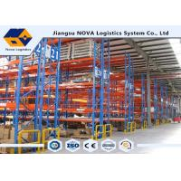 Safe Durable Industrial Heavy Duty Racking Heavy Duty Adjustable Shelving Manufactures