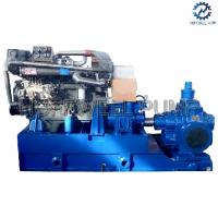 KCB3800 gear pump with diesel engine Manufactures