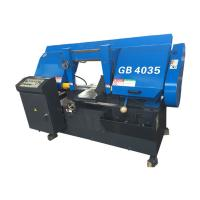 China Sawing Precision Grinding Machine GB4035 Horizontal Band Saw CE Certificate on sale