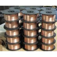 ER70s-6/sg2/YGW12/A18/G3Si1 copper coated mig welding wire CO2 mig welding wire China FOB Manufactures