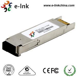 China Single Mode SFP Fiber Optic Transceiver Module Hot Pluggable XFP Footprint on sale