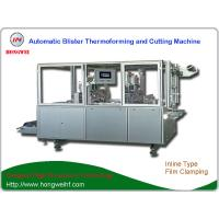 Automatic Blister Forming Machine Cutting / Trimming Device 12 Months Warranty Manufactures
