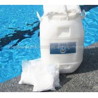 China High Efficient Swimming Pool Clarifier Spa Chlorine Tablets For Water Treatment on sale