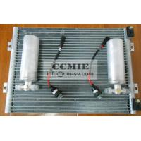 XCMG Excavator Spare Parts Air Condenser Excavator Refrigeration Units Drying Bottle Manufactures