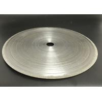 6 Inch Notched Rim Diamond Cutting Saw Blades for Lapidary Saw Manufactures