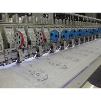 Tai Sang  embroidery machine excellence model 444(4 needles 44 heads embroidery machine) Manufactures