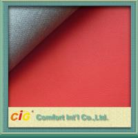 China Micro PU Leather For Sofa / Car Seat Cover , 0.8mm - 2.0mm Thickness on sale