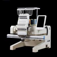 Computer 12 Needle Embroidery Equipment Cap Industrial Embroidery Machine Manufactures