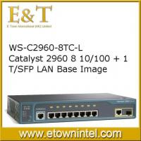 Buy cheap Cisco Switch WS-C2960-24TC-L WS-C3750G-24TS-S1U from wholesalers